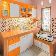 Home Sweet Home: These Are the Biggest Home Décor Trends of 2019 . Kitchen Sets, Home Decor Kitchen, Kitchen Hacks, Kitchen Dining, Kitchen Cabinets, Big Houses, Home Decor Trends, Sweet Home, Room Decor