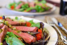 Salát pro milovníky steaků