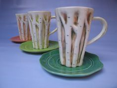 A cup of Tree? Forrest cups - Rika  Herbst