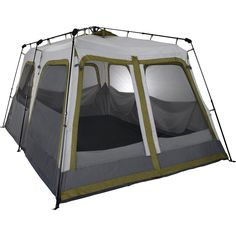 Coleman Instant 6-Person C&ing Tent Brown | Products X... and C&ing  sc 1 st  Pinterest & Coleman Instant 6-Person Camping Tent Brown | Products X... and ...