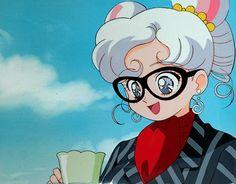 Sailor Iron Mouse in disguise as Chuuko Nezu