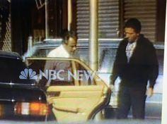 Gotti and his driver/bodyguard Michael 'Nunzi' Napolitano.