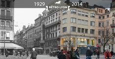 Retro Lyon - Discover Lyon from 1880 to today
