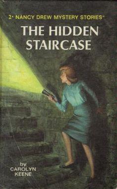 I did love the Nancy Drew mystery books.  Wish I had held onto them.