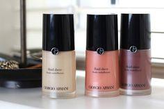 Giorgio Armani Fluid Sheers | Vivianna Does Makeup