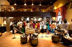 Queuing up for coffee @ Starbucks, Mumbai