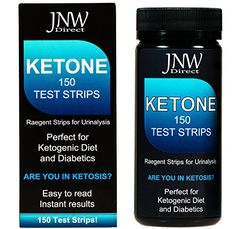 Ketone Test Strips, 150 Urinalysis Keto Test Strips for Testing Body Urine Ketosis Levels, Perfect Kit for Diabetics, Ketogenic and Weight Loss Diets Ketogenic Diet Starting, Cyclical Ketogenic Diet, Vegan Keto Diet, Keto Diet Plan, Keto Meal, Diet Plans, Lose Water Weight, How To Lose Weight Fast, Lost Weight