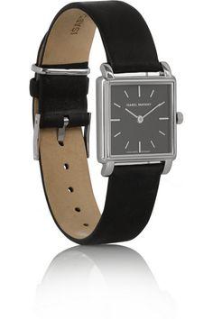 어느옷에나 어울리고 오래 사용해도 질리지 않는 심플한 디자인, 이자벨마랑 손목시계