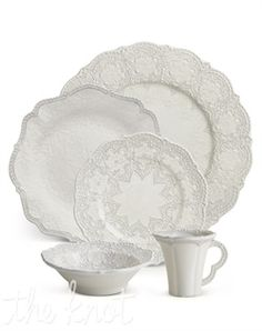 Arte Italica - Merletto Antique  The Formal Pattern. www.yepeddler.com/collections/merietto