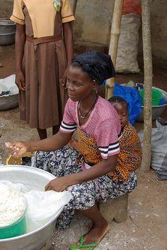 market, Hohoe, Volta, Ghana   Allison Stillwell Youn