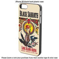Custom Black Sabbath Classic Cover iPhone 4 4s 5 5s 5c 6 6s 6+ 6s+ Samsung Case