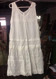 Girls Victorian Summer Dress by 3birdz on Etsy