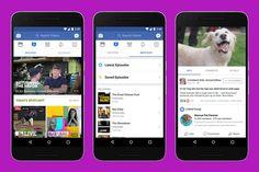 Facebook presenta Watch la sección ver vídeos y contenidos propios de la red social