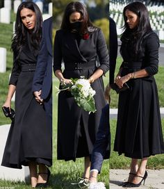 Meghan Markle Prince Harry, Prince Harry And Meghan, Ghana Fashion Dresses, Royal Fashion, Fashion Quiz, Fashion Shoot, Girl Fashion, Remembrance Sunday, English Royal Family