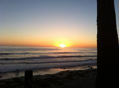 Sunset- Oceanside