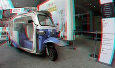 https://flic.kr/p/24R4NvD   Now & Wow Museum Rotterdam 3D GoPro   anaglyph stereo red/cyan
