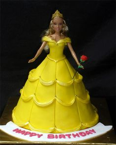 Belle Cake by specialcakes/tracey, via Flickr