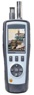 Multi Function Particle Counter and - Alat Uji Digital Meter Indonesia Gas Detector, Counter, Physics, Dan, Digital, Physique
