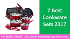 7 Best Cookware Sets 2017 | Top Cookware set Reviews https://youtu.be/Oyj06DpAO-Q