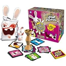 "Asmodée - Jungle Speed Lapins Crétins - Toys""R""Us 9.99 euros YO ET AURE"
