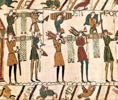 La tapisserie de Bayeux   Armae