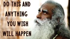 Sadhguru - You Just Strive and Anything that you wish will happen! - YouTube Spiritual Thoughts, Spiritual Enlightenment, Spiritual Awakening, Positive Thoughts, Love Spell Chant, Money Spells That Work, Motivational Videos For Success, Revenge Spells, Libra Quotes