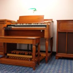 Cherrywood B3 The Hammond, Piano, Music Instruments, Collection, Musical Instruments, Pianos