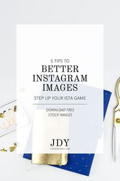 Looking for simple ways to improve your Instagram images? It's simple. Here are 5 tips to better Instagram photos that will help you maintain consistency and create drool-worthy photos.