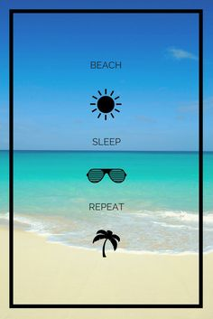 Gotta love the Bahamas and that Caribbean beach life!