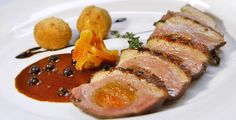 Dine, wine …unwind  u modre kachnicky (the Blue Duck)