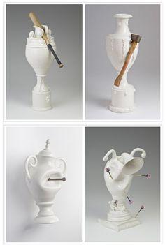 i heart teaching art: 3W: Laurent Craste