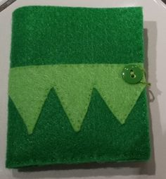 """""""It's not easy being green (tea)"""" wallet by Smeddley"""