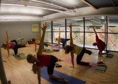 <p>Start your evening warming up with a yoga class and maybe add some rock-climbing afterward!</p> ...