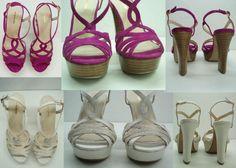 zapatos forrados con dos tejidos( raso con lista,gasa con hilodorados)(forradodezapatos.com)  Ahora son exclusivos y únicos no habrá dos iguales en el mundo