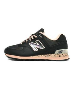 New Balance: ML574OBG (Black/Pink) | extrabutterny