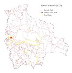 Bolivia S Roads 2005
