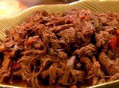 comida tipica panamena | Ropa vieja, receta estrella de Panamá | Recetas de Viajes
