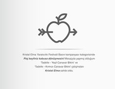 """Check out new work on my @Behance portfolio: """"Kristal Elma Poster"""" http://be.net/gallery/57493653/Kristal-Elma-Poster"""