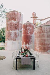 Halter Ranch Weddingsat the Silo Barn | Photo by Lindsey Gomes