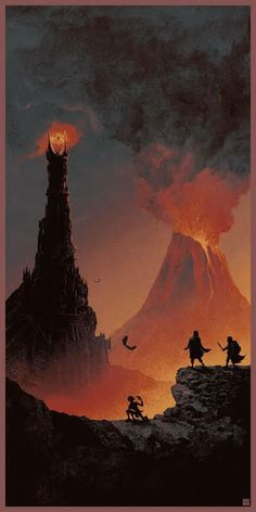 beautiful-lord-of-the-rings-trilogy-art-by-matt-ferguson3