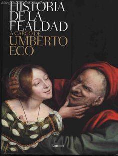 Historia de la Fealdad - Umberto Eco.