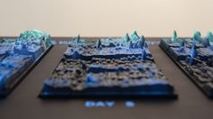 emoto – Data sculpture by Studio NAND and Moritz Stefaner + Drew Hemment Interactive Installation, Interactive Design, Sentiment Analysis, London Olympic Games, Internet Art, London Underground, Information Graphics, Environmental Graphics, Trending Topics