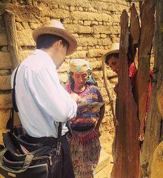 Sharing the good news in Guatemala. Photo shared by @kro_oseas16jw