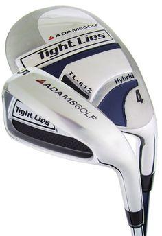 Adams Tights Lies Hybrid Irons l Rock Bottom Golf