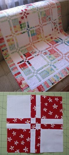Disappearing 4-patch Tutorial                                                                                                                                                                                 More