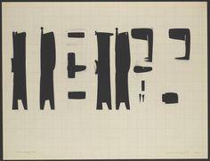 Isamu Noguchi. Metamorphosis. 1946