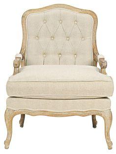 Butacas y sillones tapizados