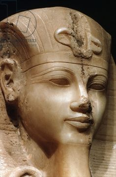 Amenhotep III. Husband of Queen Tiye and father of Pharaoh Akhenaton.