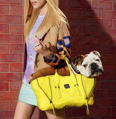 Harvey Nichols Spring/Summer 2013 - Phillip Lim bag