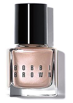 Bobbi Brown Summer 2013 Nude Beach nail polish in Pink-Pearl